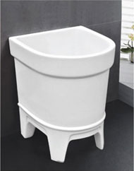 Ceramic mop tub no.703