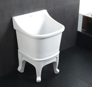 Ceramic mop tub no.706