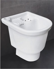 Ceramic mop tub no.709B